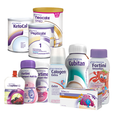 Nutricia group image