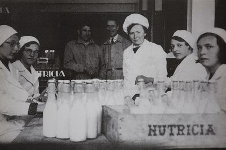 1948 Nutricia historia