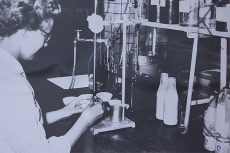 1956 Nutricia Historia