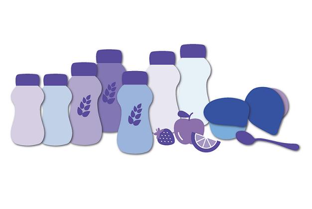 Nutricia sortiment Nutricia 2020